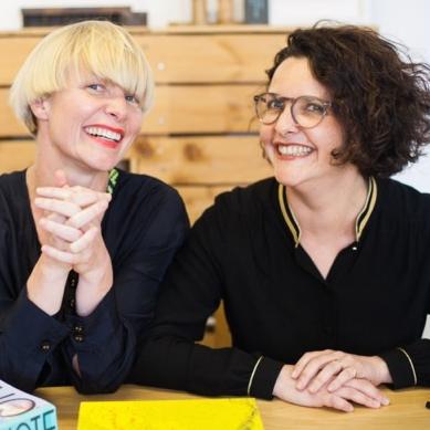 Visual Editions - Anna Gerber and Britt Iverson