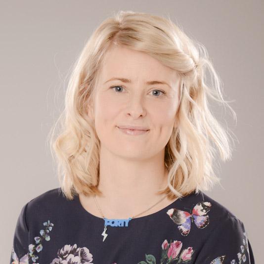 Sarah Fortescue